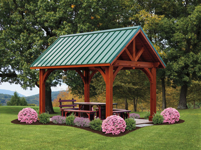 Alpine-Pavilion-with-Green-Standing-Seam-Metal-Roof-lg