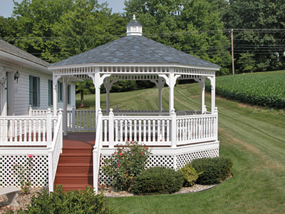 Wood Custom Gazebos